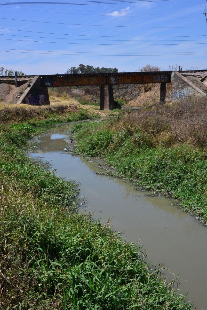 Estrategia integral evitará inundaciones en colonias de La Cantera