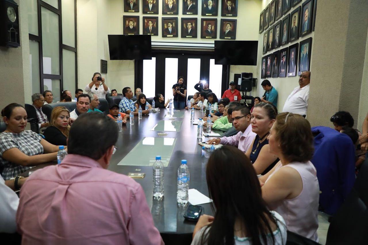 Se instaló el Comité de Personas con Discapacidad del Municipio de Tepic