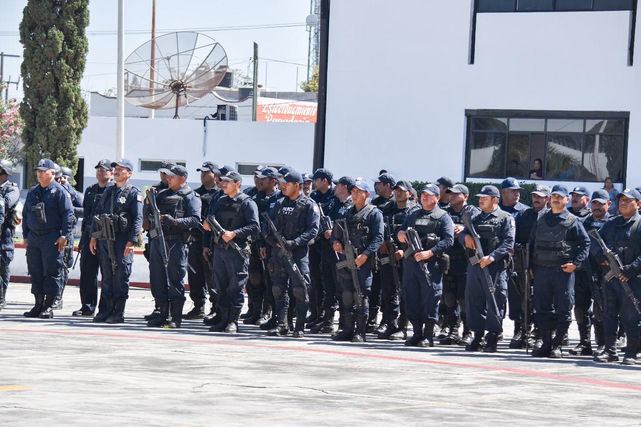 Secretaría de Seguridad Pública reitera compromiso con los nayaritas