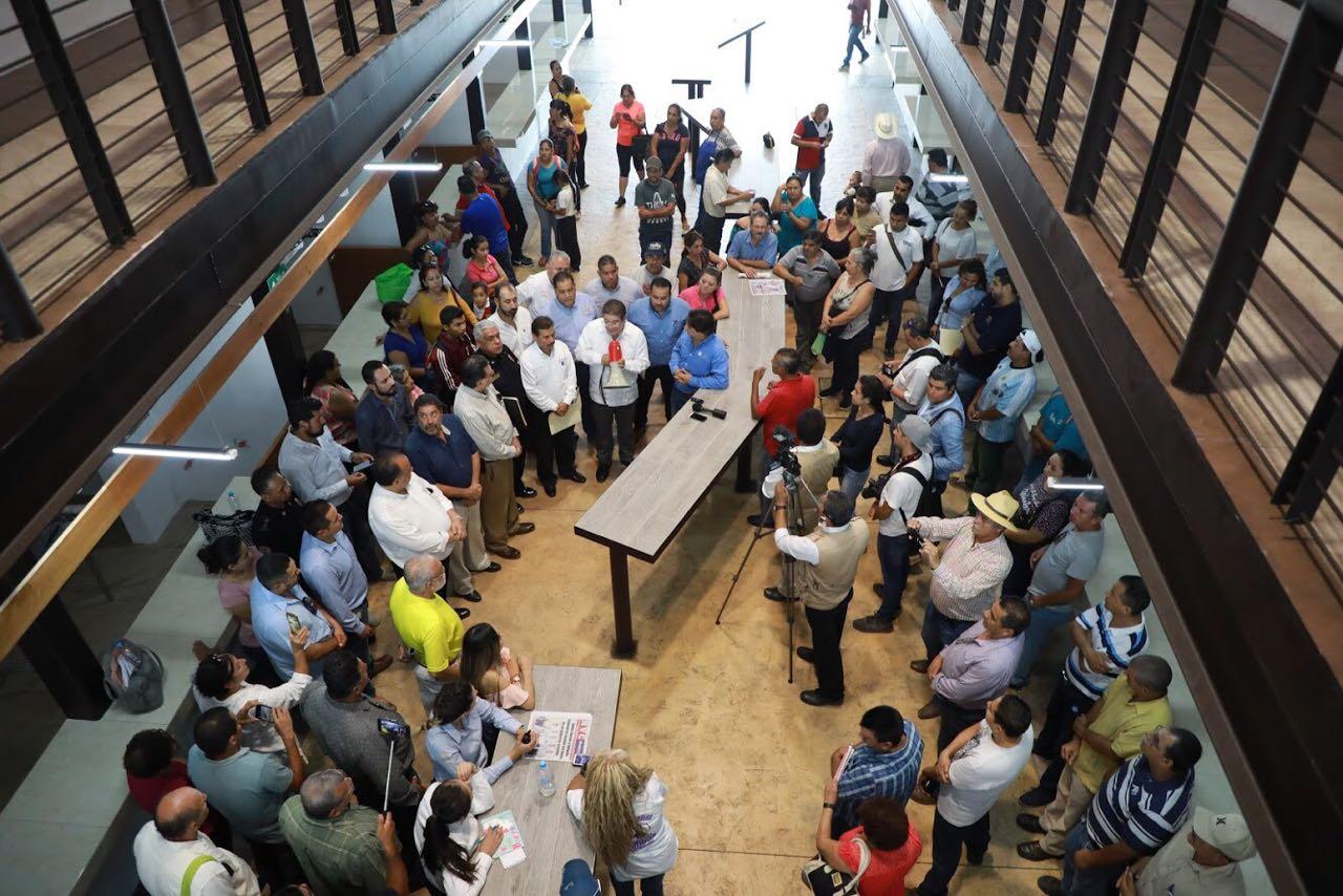 Recibe el gobierno municipal de Tepic, el nuevo Mercado Morelos