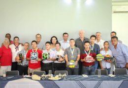 Niños down nayaritas representarán a México en Mundial de Futbol Suecia 2018