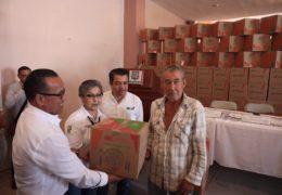 Arranca el programa ABC; más de 40 mil familias de escasos recursos reciben el apoyo alimentario del Gobierno del Estado