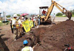 Ayuntamiento de Tepic da inicio a obras de drenaje y agua potable por más de 5 millones de pesos