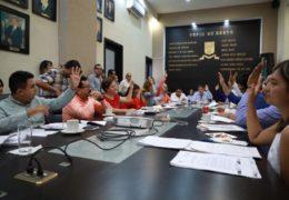 Cabildo aprueba por unanimidad dar seguridad jurídica a locatarios del nuevo Mercado Morelos