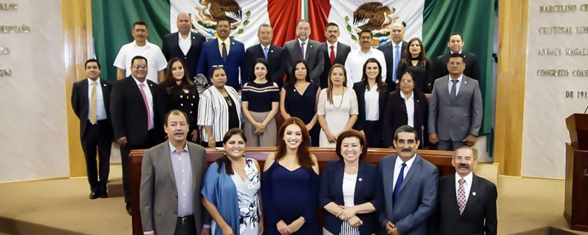 Inicia Congreso segundo año legislativo