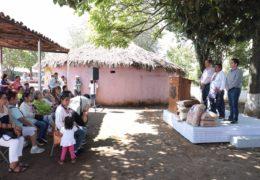 Rescatará Gobierno de Nayarit imagen urbana de la colonia indígena Zitacua