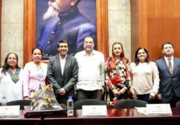 """""""El federalismo en el país debe resurgir de los estados a la federación"""": Constancio Carrasco Daza, representante de la SCJN"""
