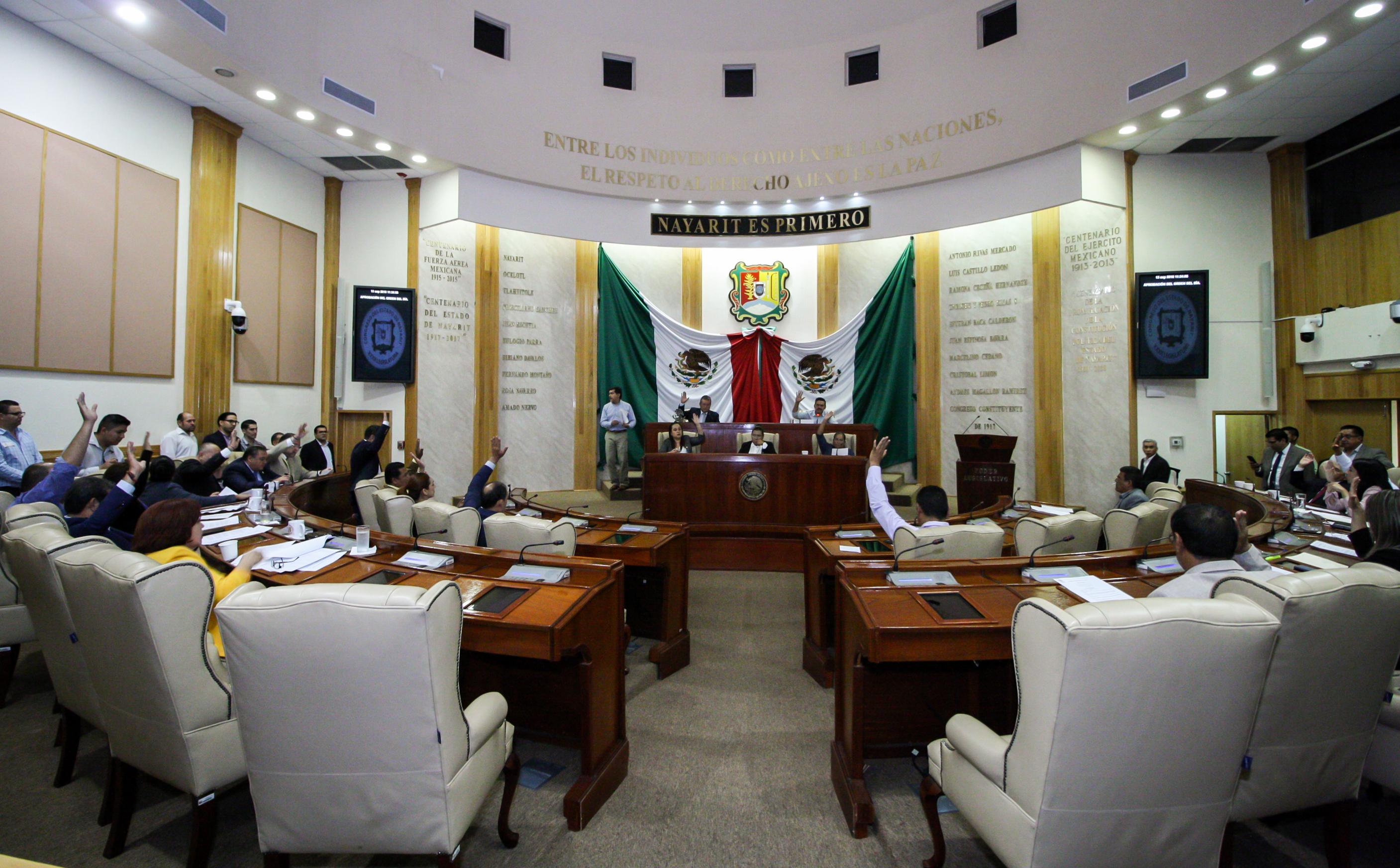 Aprueba Congreso las conclusiones en el Juicio Político contra el exgobernador Roberto Sandoval