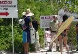 Denuncian que hoteleros impiden paso a playas de Bahía de Banderas