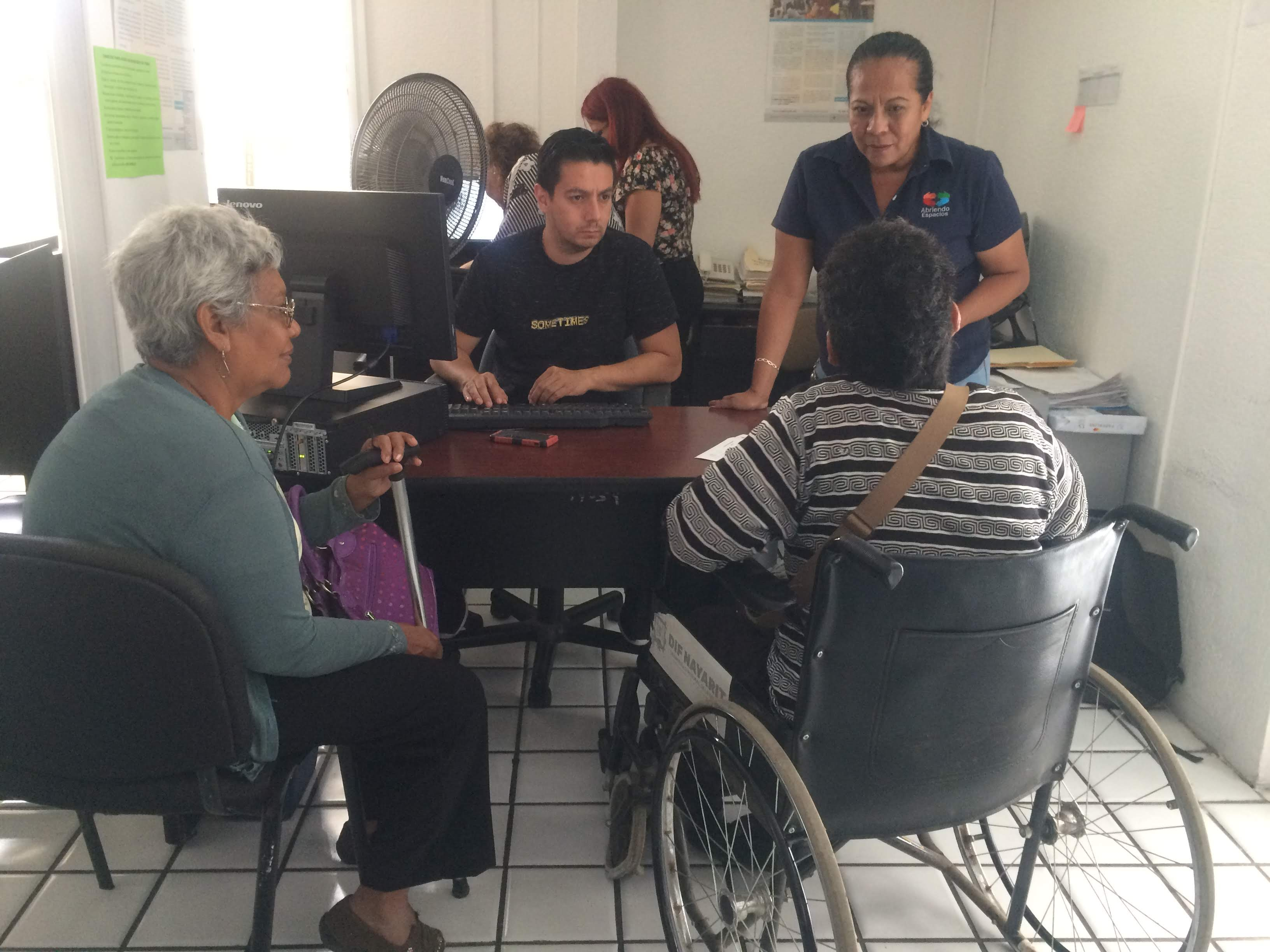 Habrá Micro Feria de Empleo para Adultos Mayores y Personas con Discapacidad