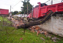 Respuesta inmediata del Gobierno Estatal ante desastre por tromba en Pantanal