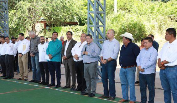 Gobierno del Estado donará 5 camiones nuevos al Ayuntamiento de Tepic para recolección de basura