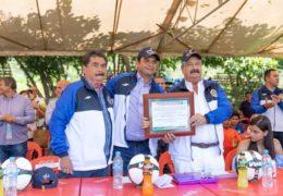 Renovará gobierno de Toño unidad deportiva de la AFEN