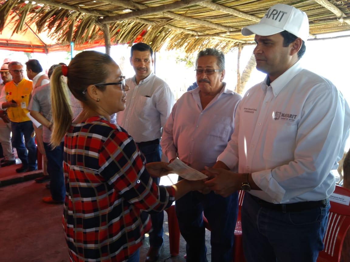 Con esfuerzos económicos extraordinarios sacaremos adelante a Nayarit: Toño