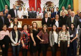 Elige Congreso presidente y consejeros de la Comisión de Defensa de los Derechos Humanos