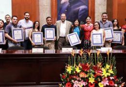 Cumple Congreso con Programa de Capacitación 2018