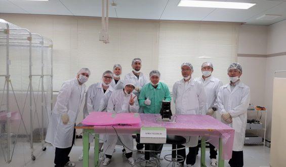 Joven Mexicano ayuda a japoneses a desarrollar Nanosatélite