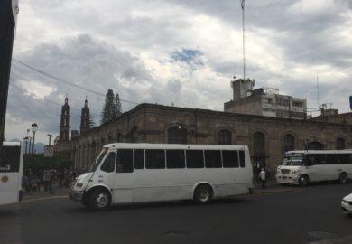 ES OFICIAL. AUMENTA TARIFA DEL TRANSPORTE PÚBLICO EN TEPIC