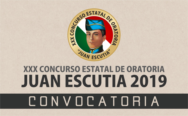 Trigésimo aniversario del Concurso Estatal de Oratoria Juan Escutia