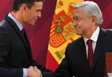 FORTALECEN RELACIÓN MÉXICO Y ESPAÑA