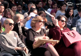 Con obra teatral, Ayuntamiento de Tepic genera conciencia para erradicar la violencia intrafamiliar
