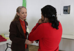 DIF Tepic trabaja con internas en Mofereso