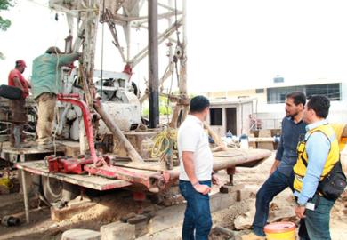 SIAPA gestiona más de 50 obras con una inversión cercana a los 150 mdp