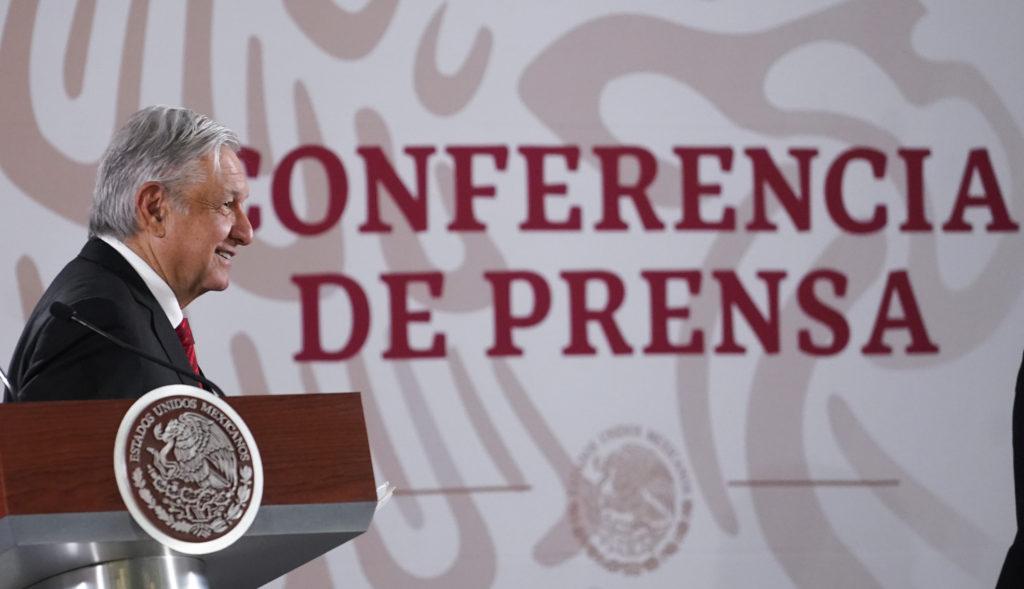 Presidente López Obrador destaca buena relación con medios de comunicación