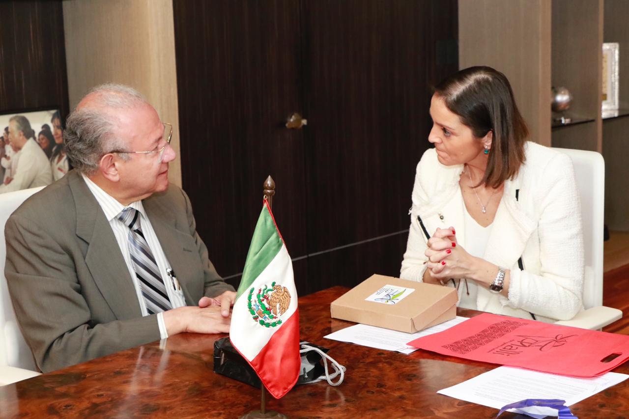 Ratifican hoy México y España El Convenio Suscrito En Materia Turística En Fitur