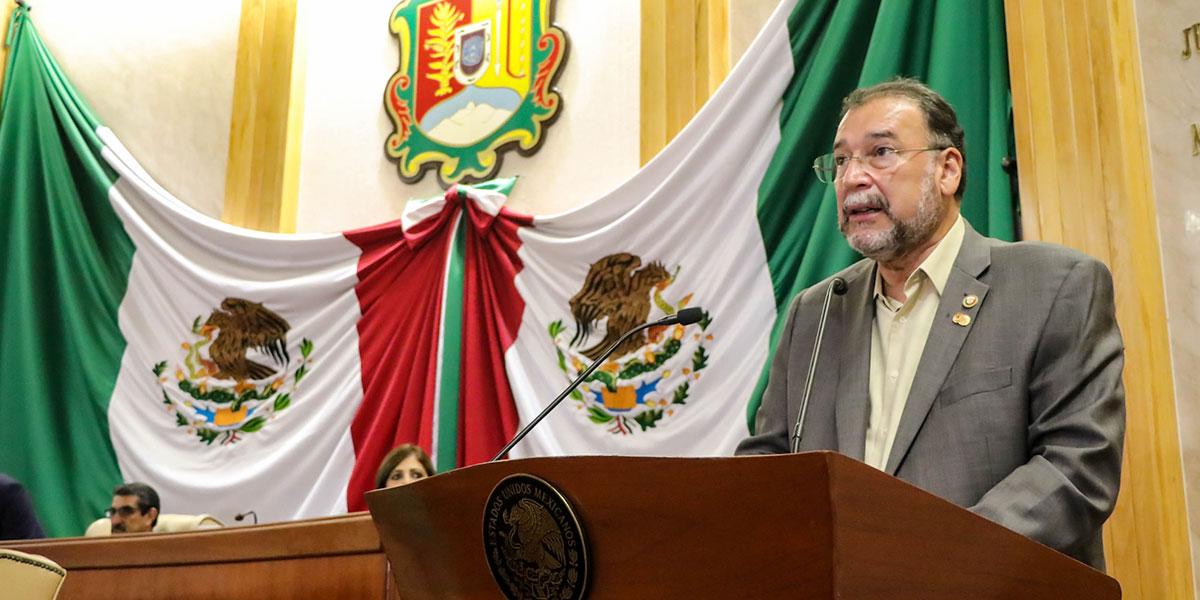 Beneficia desarrollo de zonas metropolitanas: diputado Leopoldo Domínguez González