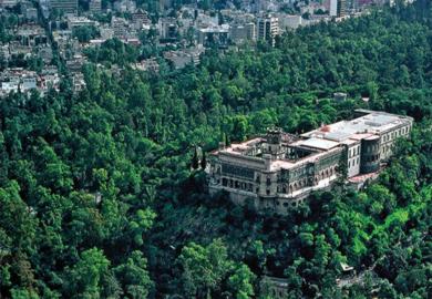 Chapultepec será el espacio artístico y cultural más grande del mundo