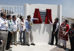 Inaugura SEP primer Centro Integral de Aprendizaje Comunitario en zona indígena del país