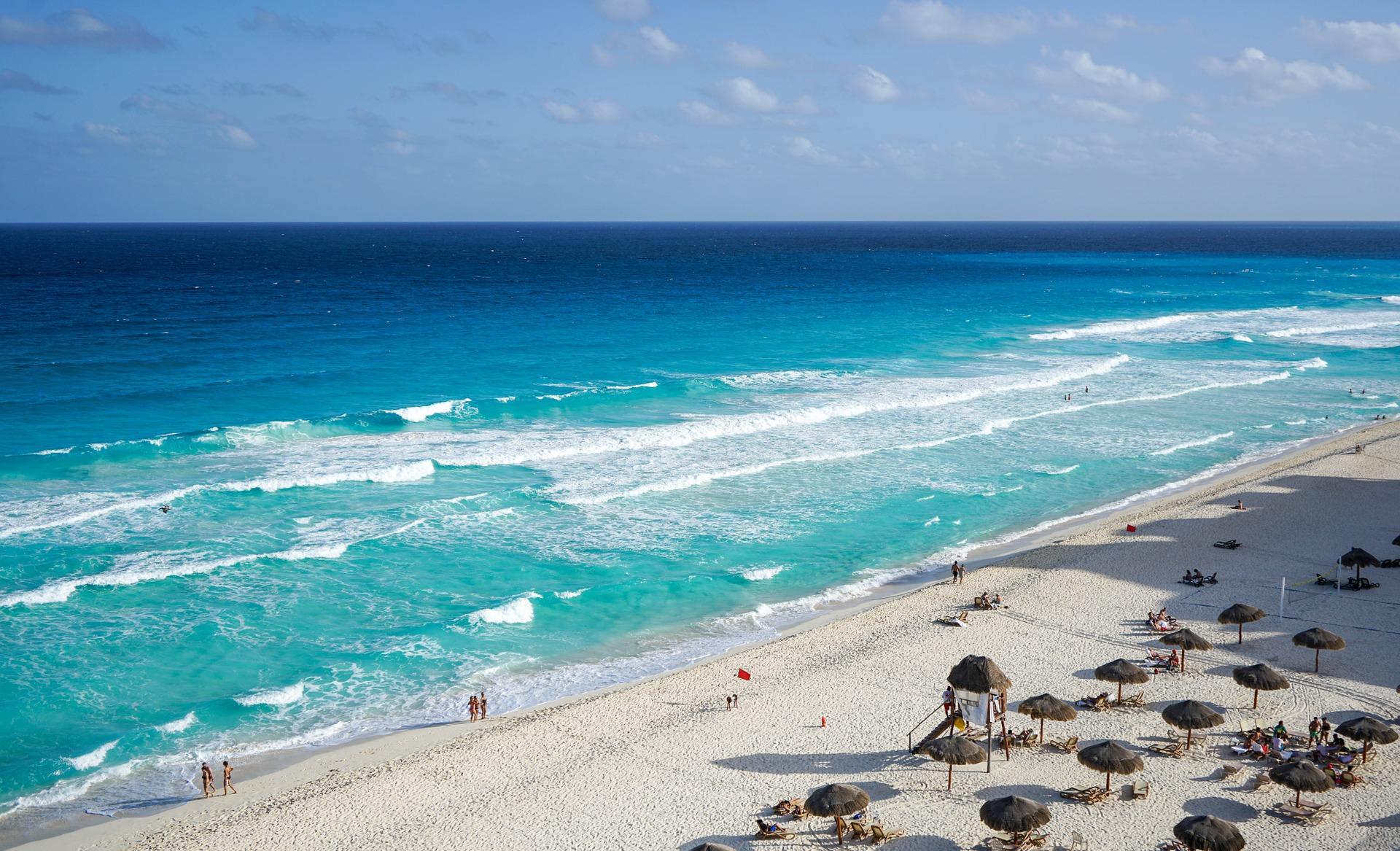 México se convierte en el líder Blue Flag de América, con 54 playas y tres marinas con este distintivo internacional