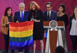 Reafirma presidente respeto a las libertades en Día Nacional contra la Homofobia