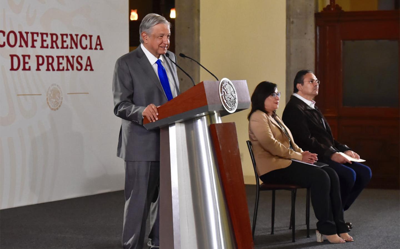 Refinería Dos Bocas estará a cargo de Pemex y la Secretaría de Energía, anuncia presidente