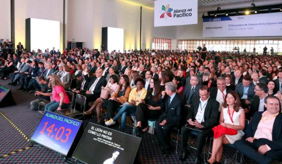 Inicia el IV Encuentro de Jóvenes de la Alianza del Pacífico en México