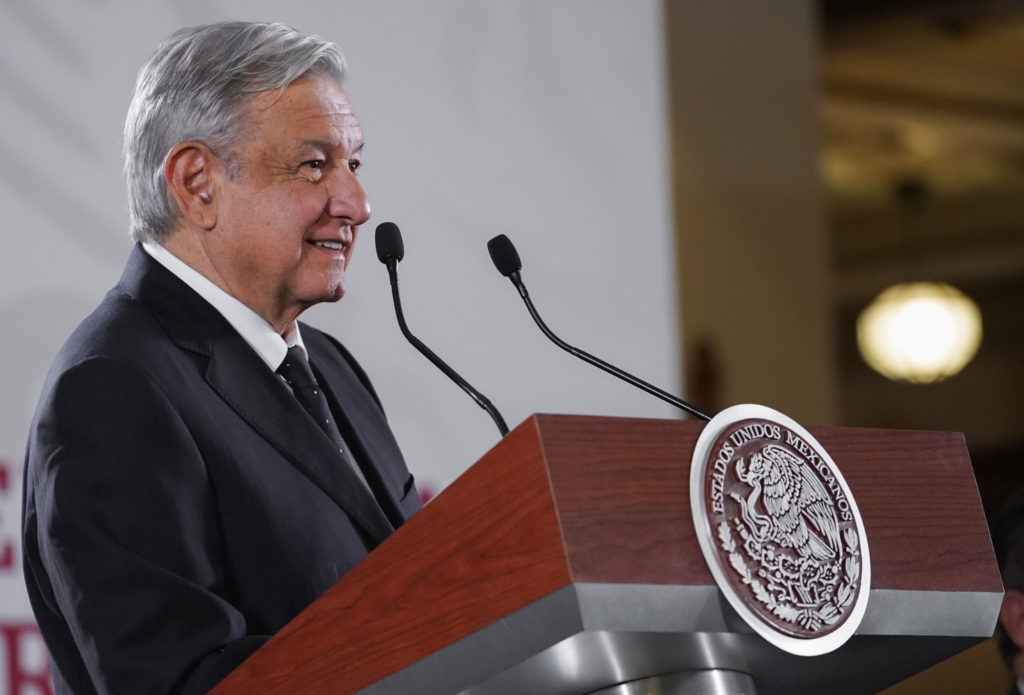 Presidente anuncia comisión especial para atender migración y cumplir compromisos con EUA