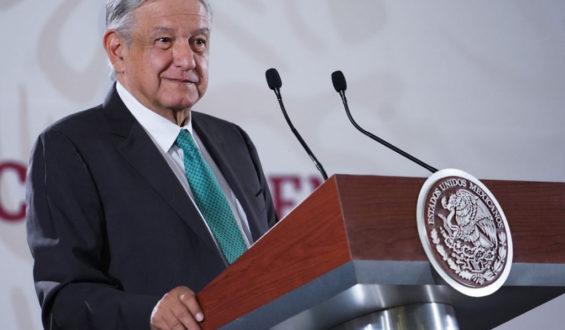 Presidente destaca alianza con CCE contra la corrupción; pone fecha a consulta sobre revocación de mandato