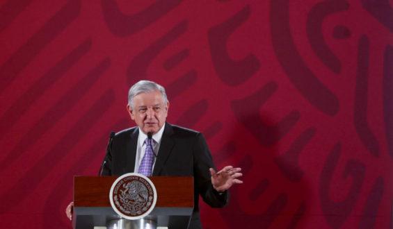 Presidente destaca recuperación de la producción petrolera; anuncia inicio formal de Guardia Nacional