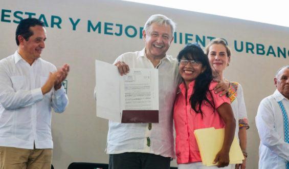 Programas de Bienestar y Mejoramiento Urbano llegan a Tulum y Playa del Carmen