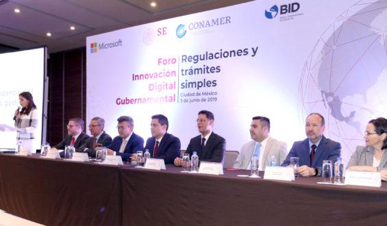 Se realiza el Foro Innovación Digital Gubernamental
