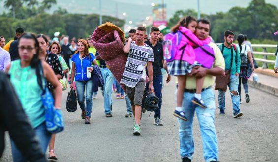 Secretaría de Bienestar se suma al plan para atender a migrantes en la frontera sur