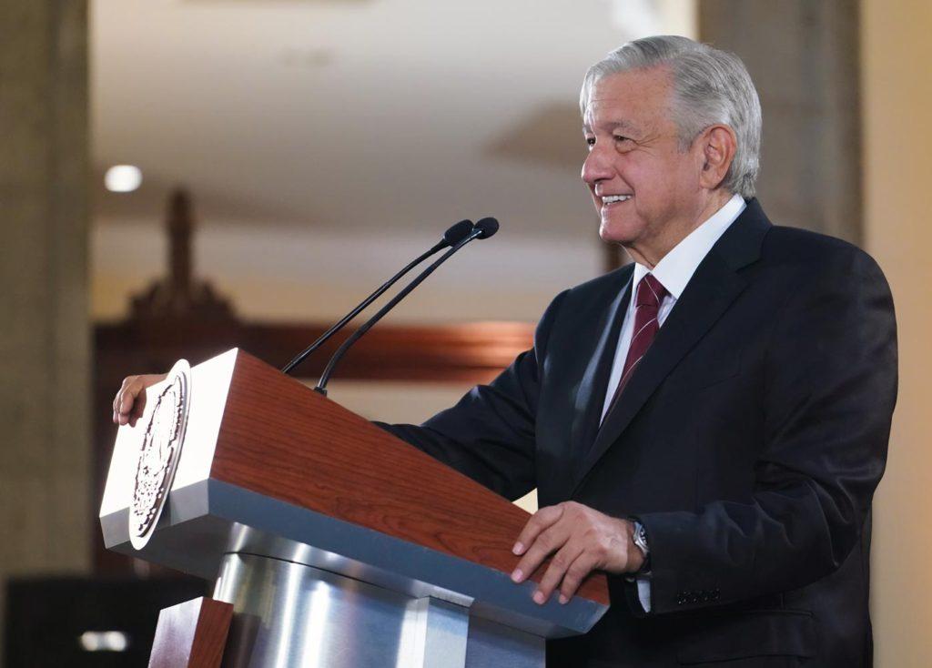 Presidente anuncia acuerdo con Policía Federal