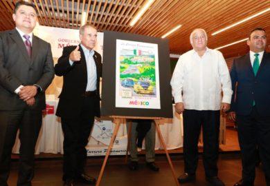 Derramará 47 millones de pesos La Carrera Panamericana en 8 estados de la república