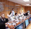 Eligen a integrantes de la Mesa Directiva para tercer año legislativo
