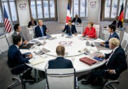 G7 acuerda ayudar a salvar el Amazonas