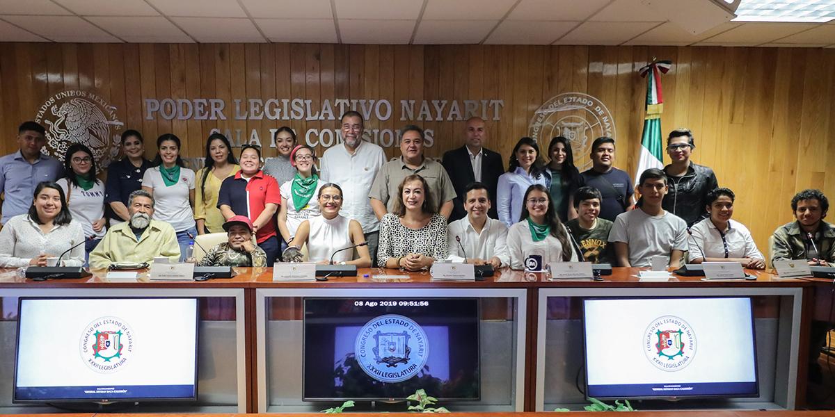 Respalda Congreso iniciativa para tipificar como delito la discriminación