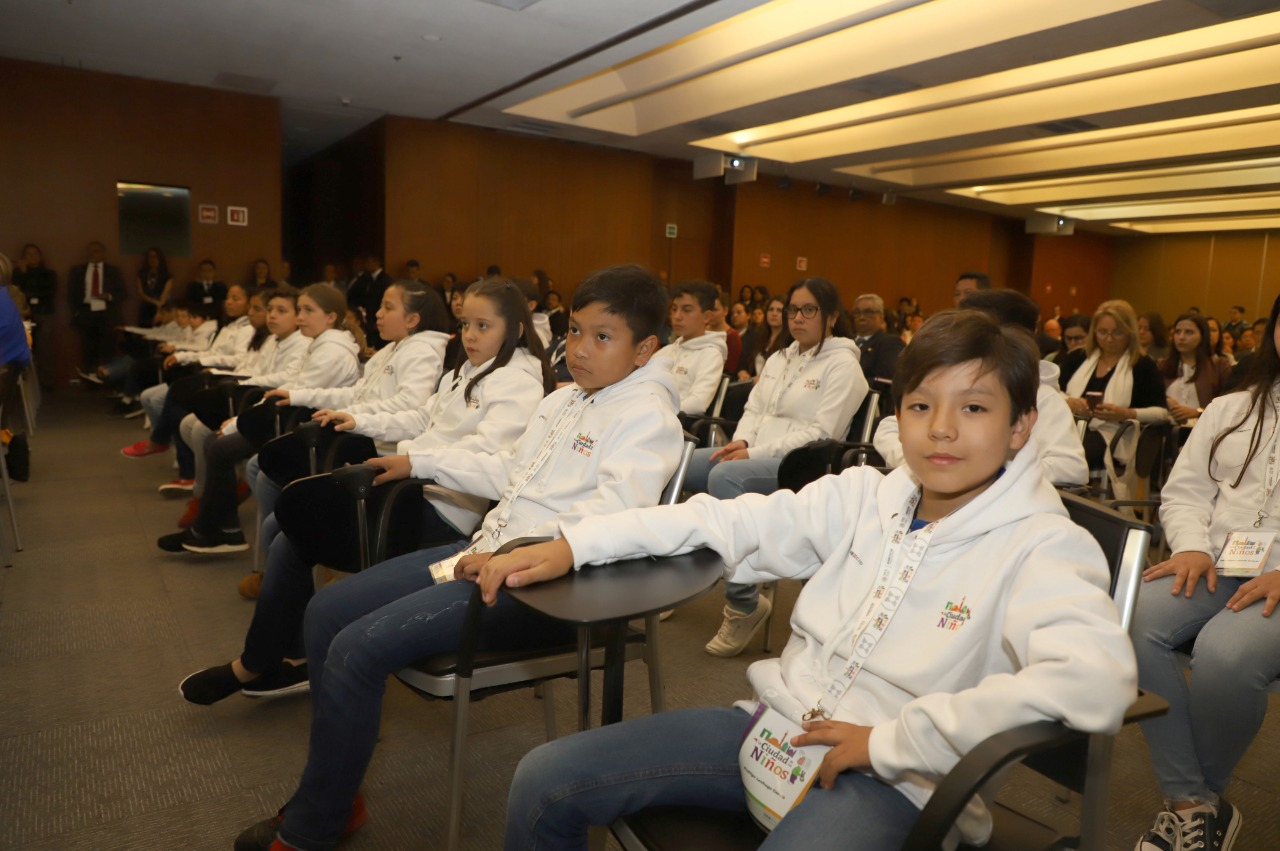 Se inaugura el Laboratorio: Ciudad de las Niñas y Niños en México