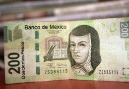 Sor Juana ya no estará en el billete de 200 pesos
