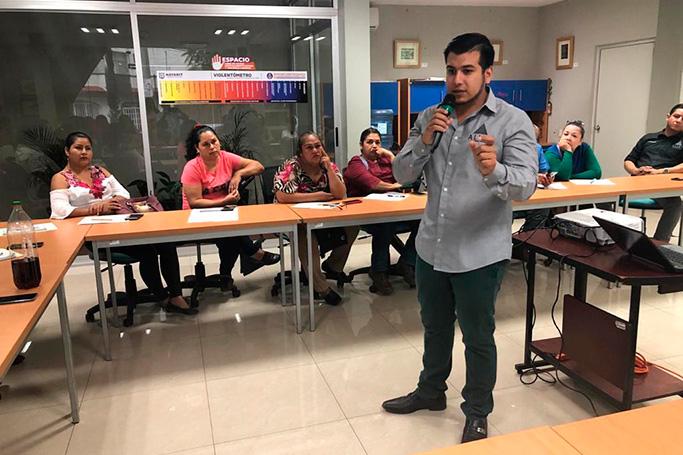 Ayuntamiento de Tepic apoya a emprendedores nayaritas
